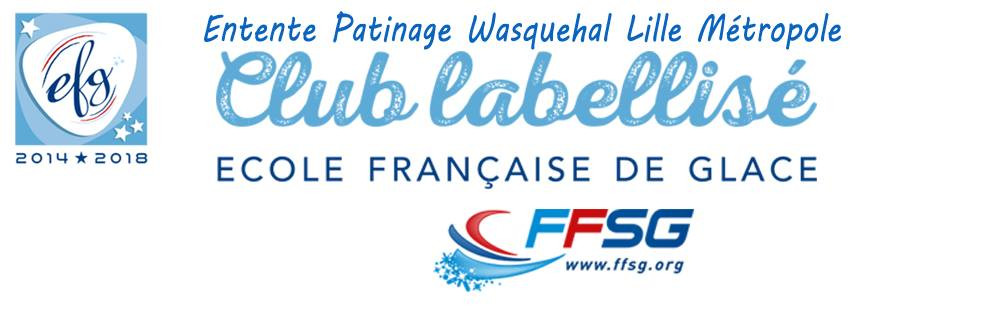 Entente Patinage Wasquehal Lille Métropole | EPWLM